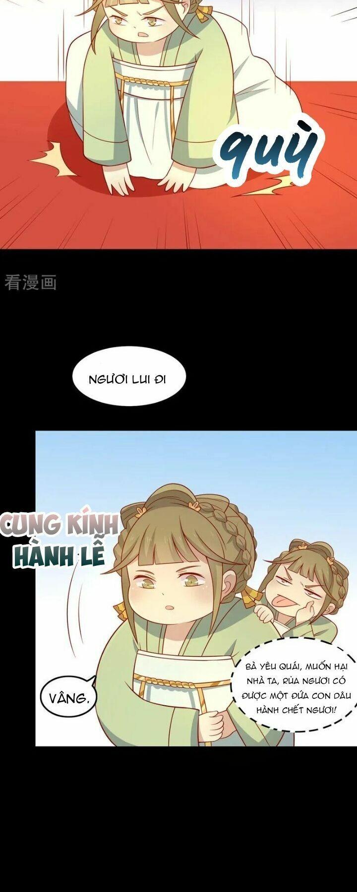 Vương Gia Người Ta Sẽ Giảm Béo Mà!!! Chapter 77 - upload bởi truyensieuhay.com