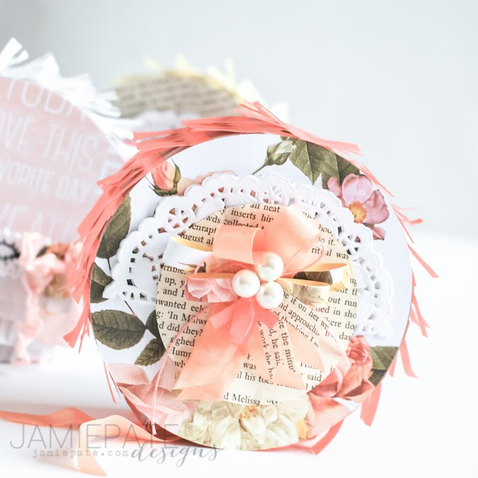 WeRMemoryKeepers Mini Piñata. Not just for parties. @jamiepate for @wermemorykeepers