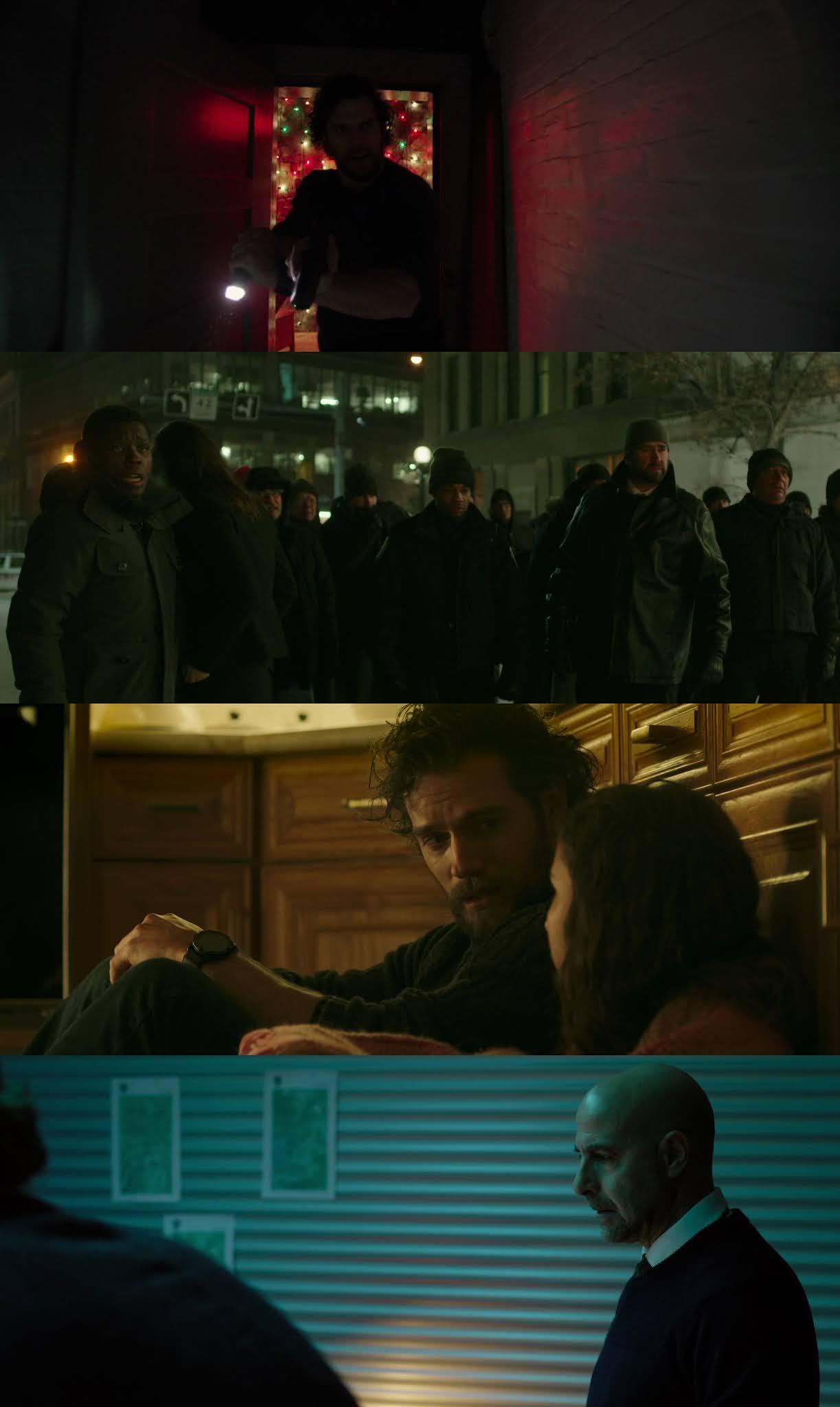 En el Juego del Asesino (2019) HD 1080p Latino