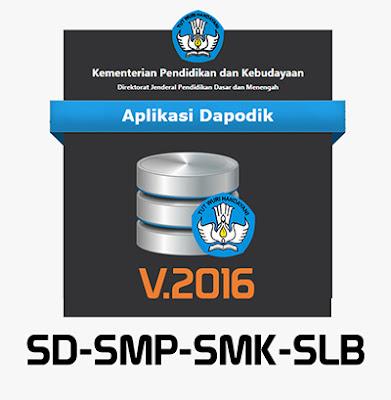 Download Aplikasi Dapodik Versi Terbaru 2016
