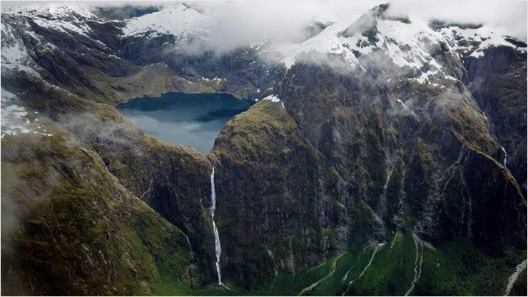 Самые высокие водопады в мире