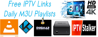 Daily IPTV M3U Playlist 05 February 2018