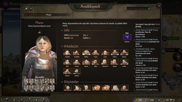 dionicos phae batı imparatorluğu bannerlord