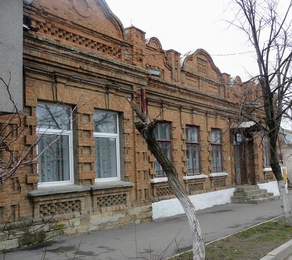 Белгород-Днестровский. Дом по ул. Соборной, 64. 1909 г.