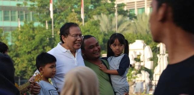 Mantan Seskab SBY Jadi Saksi Rizal Ramli Konsisten Perjuangkan Ekonomi Rakyat