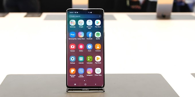 Samsung Galaxy S10 5G Full Specifications & Price