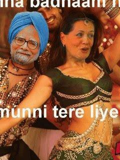 Muni Badnam Hoi Darling Tere Liye- Indian Politicians ...  Muni Badnam Hoi...