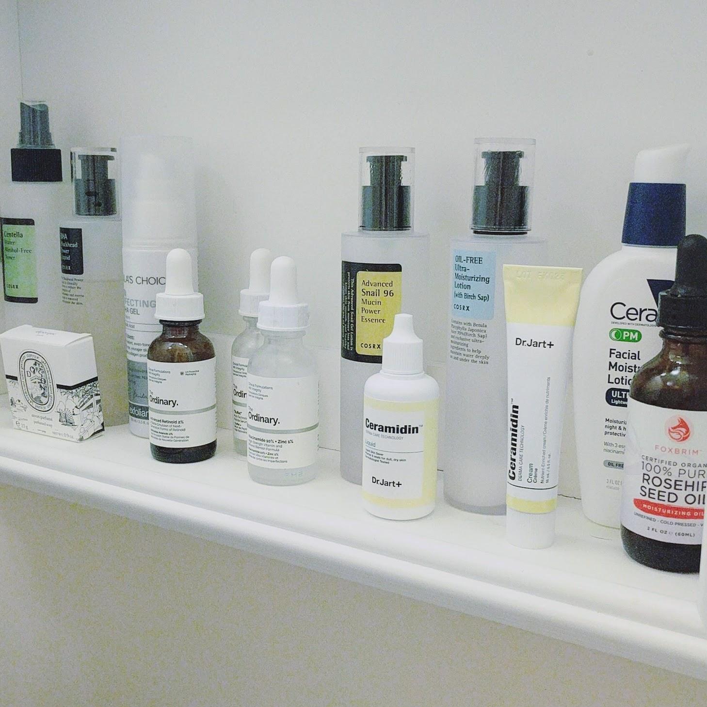 winter skincare dry dehydrated skin beauty kbeauty korean moisturizer hydration