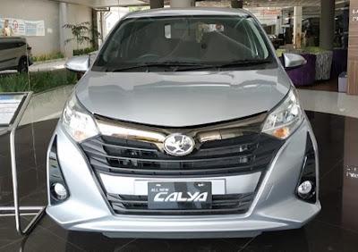 Toyota Calya 2020
