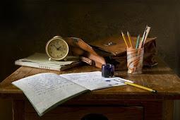 Belajar Menulis dan Menyusun Paragraf untuk Siswa SD
