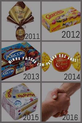 mensagem pascoa 2016 crise pobre chocolate