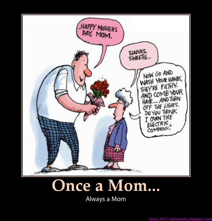 Wallpaper Free Download: Happy Mothers day Funny Pictures 2013