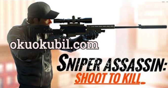 Sniper 3D Assassin Kafadan Vur Sınırsız Para Hileli Mod APK 3.13.5 İndir 2020