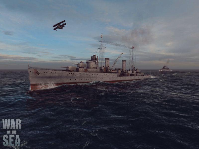 Download War on the Sea Game Setup Exe