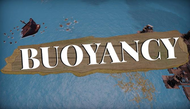 Buoyancy — game projects are unique in that they provide an opportunity to carefully consider certain situations.