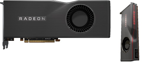 مواصفات وسعر كرت الشاشة AMD Radeon RX 5700 XT