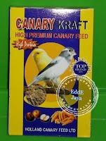 Pakan Burung kenari CANARY KRAFT
