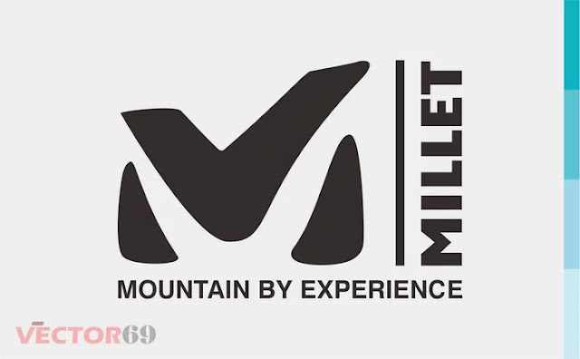Millet Mountain Logo - Download Vector File SVG (Scalable Vector Graphics)