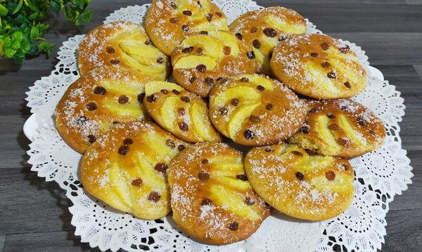 Εύκολα και νόστιμα μηλοπιτάκια