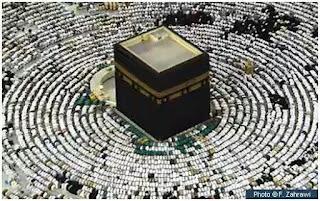 Alasan Mengapa Umat Islam Menghadap Ka'bah Untuk Menyembah Allah