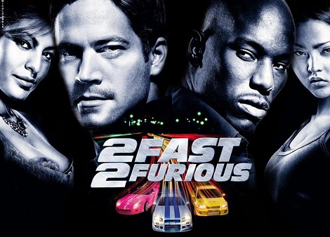 Download 2 Fast 2 Furious (2003) Dual Audio [Hindi+English] 720p + 1080p + 2160p Bluray ESub