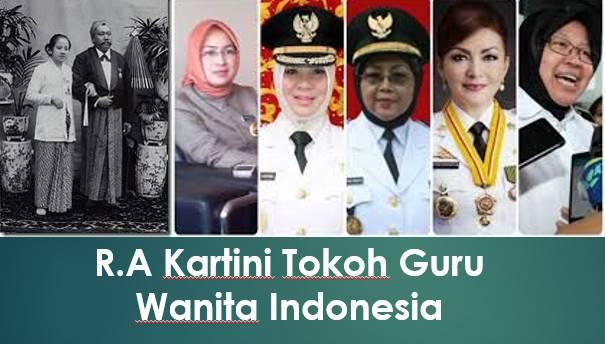 R.A Kartini Tokoh Guru Wanita Indonesia