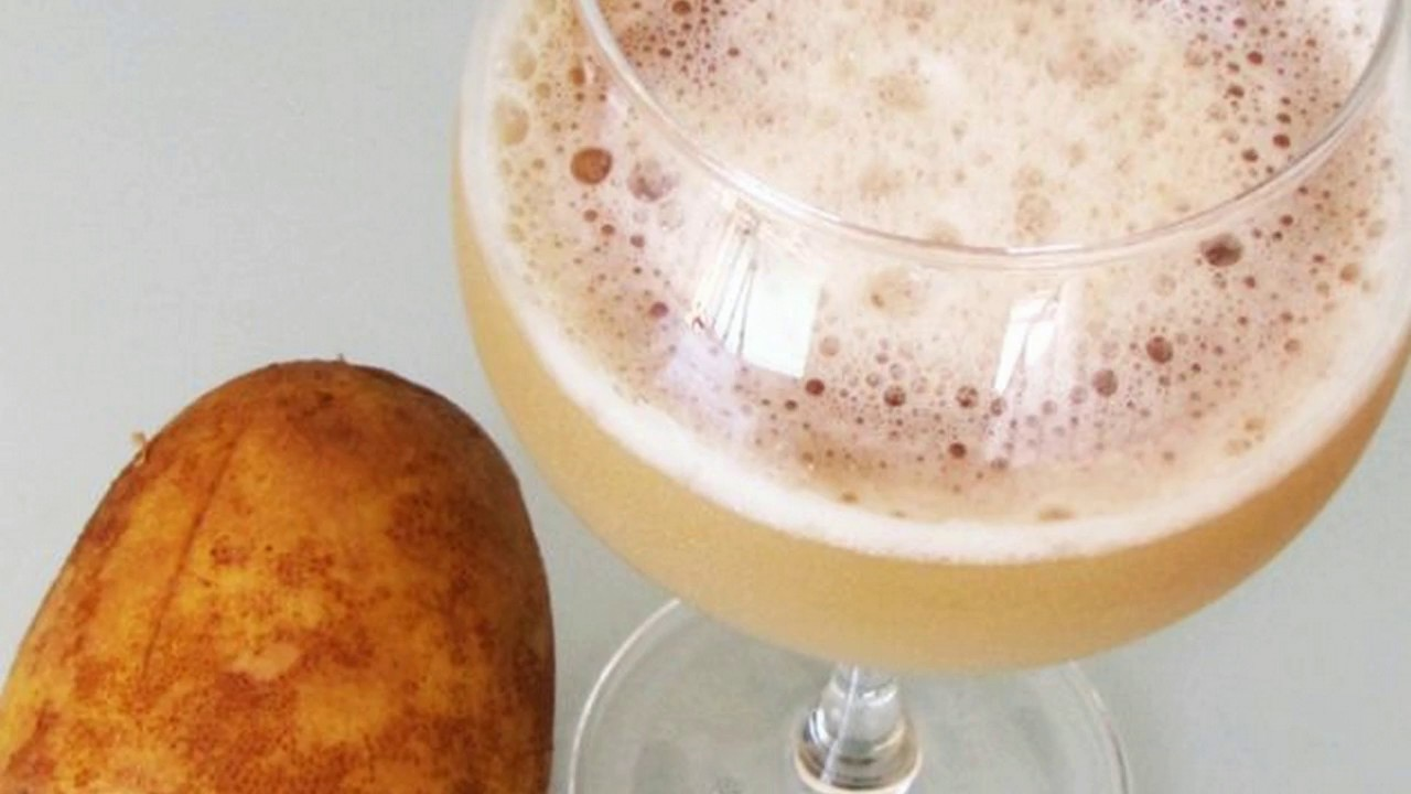 juice of potatoes, potato juice