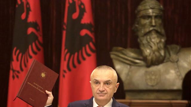 Αλβανία: Υπερψηφίστηκε η πρόταση μομφής κατά του προέδρου Ιλίρ Μέτα