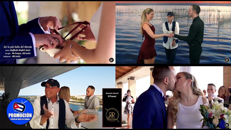 AR-Latin - ¨Sei la piú bella del mondo¨ - Videoclip - Directora: Raquel Plumed. Portal Del Vídeo Clip Cubano. Música popular cubana. Son. Salsa. Cuba.