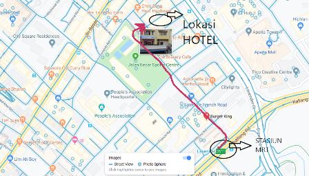 Pengalaman Cari Hotel Murah di Singapura