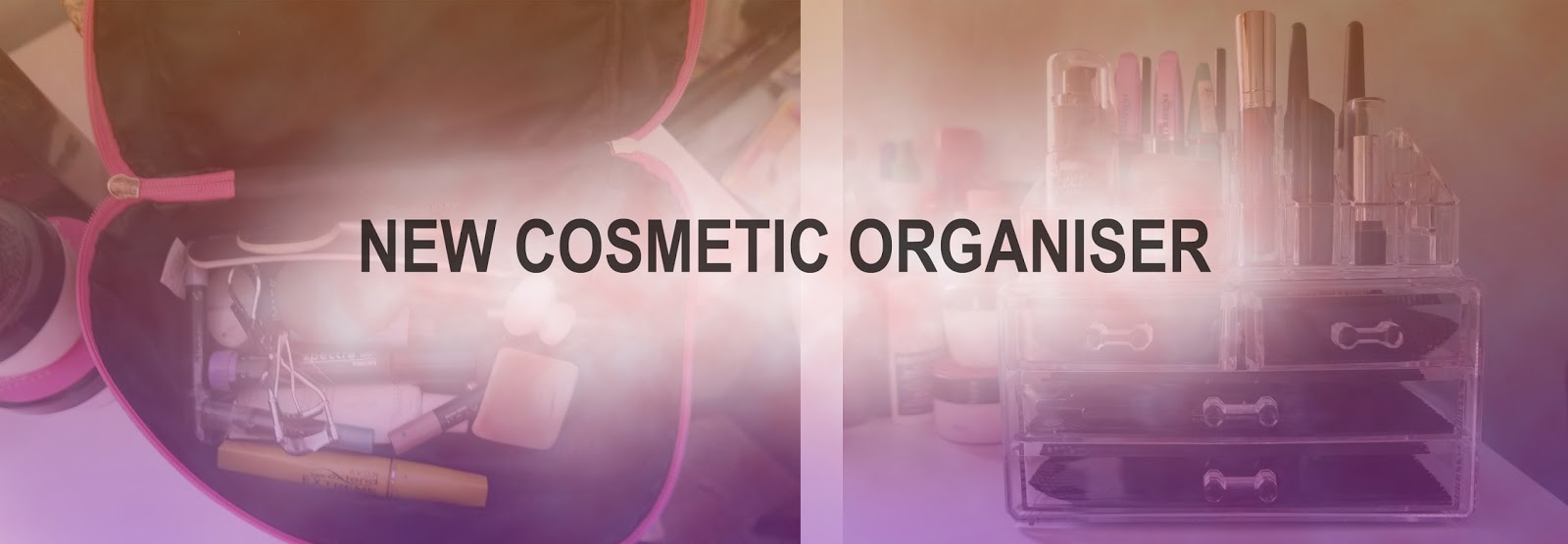 Tashika Bailey | New Cosmetic Organizer