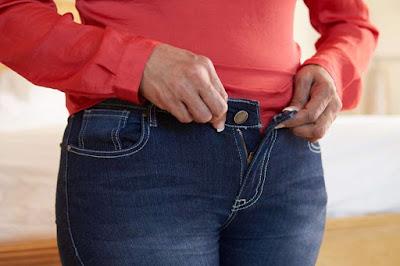 11 Tanda Halus Peningkatan Berat Badan Anda Cepat Adalah Sesuatu Yang Serius