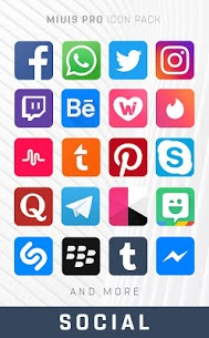 MIUI Icon Pack PRO v2.2 [Patched] APK