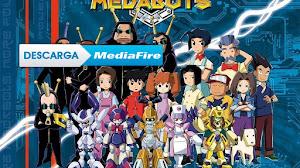 Descargar Medabots - [1-2 Temporadas] (MEGA)Y (MEDIAFIRE)