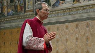 Papa nomeia Mons. Marini bispo de Tortona