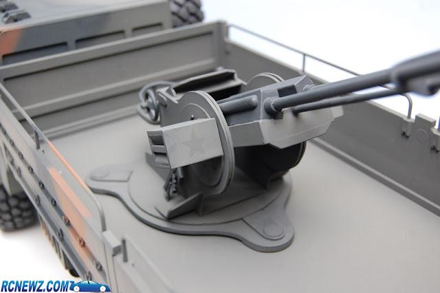 RC4WD Beast 2 6x6 gun