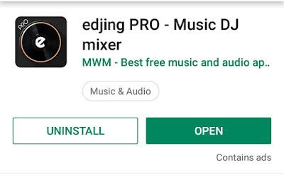 Edjing Pro Music Dj Mixer 1 5 2 Mod apk Download By Rmods