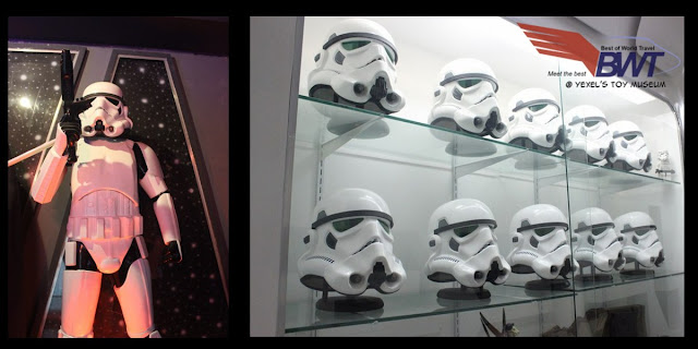 yexel toy museum strm troopers