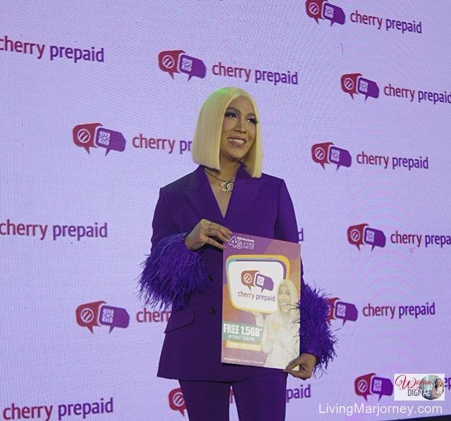Vice Ganda for Cherry Prepaid