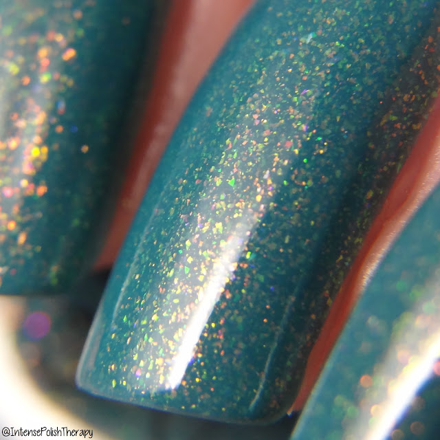 Dreamland Lacquer Copper Panty