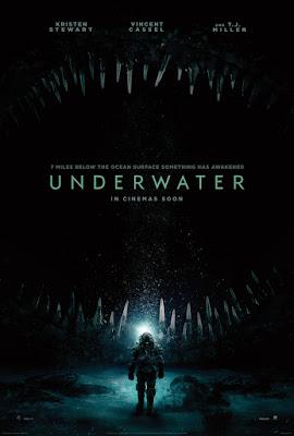 Underwater Movie Poster 2020
