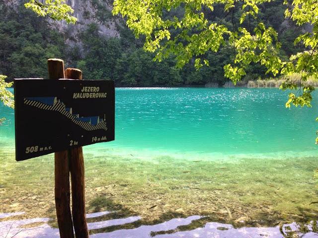 Parques na Croácia