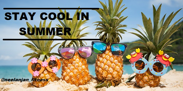 Stay Cool in Summer