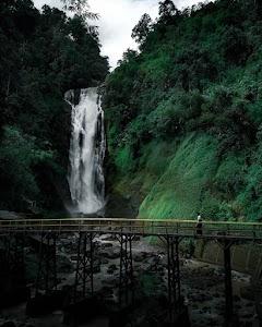 Air Terjun Tertinggi Di Sumatera Selatan