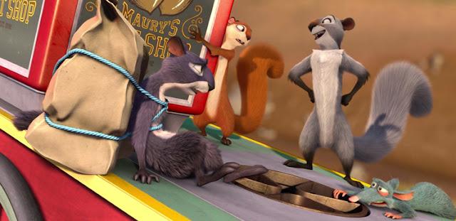 Ένας Σκίουρος Σούπερ-ήρωας (2014)