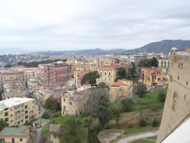 Wzgórze Vomero, Neapol