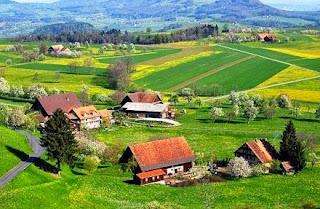 köy yerleşimi
