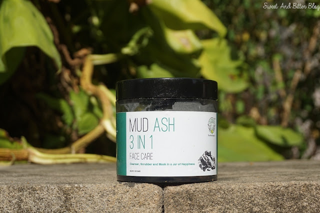 Greenberry Organics Mud Ash 3 in 1 Face Cleanser Scrub Mask Review
