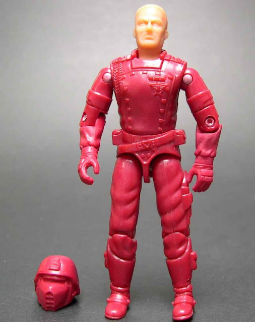 2003 Agent Faces, Crimson Guard, Spy Troops, Mail Away, Prototype