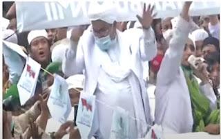 Polemik Dalam Kepulangan Habib Rizieq Shihab
